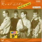 Real Life - Send Me An Angel 7'' (VG+/VG+) -synthpop-