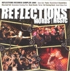 Reflections - Words & Music PROMO CD (VG+/VG+)