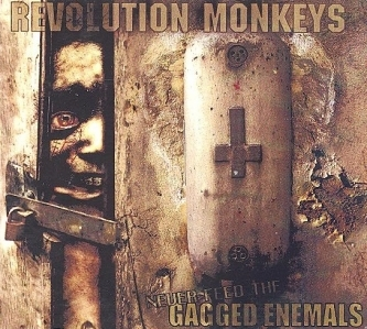 Revolution Monkeys - Never Feed The Gagged Enemals CD (VG+/VG+) -industrial-
