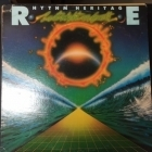 Rhythm Heritage - Last Night On Earth LP (VG/VG) -disco-funk-