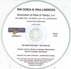 Riki Sorsa & Nina Lindroos - Hunajainen (A Taste Of Honey) PROMO CDS (VG+/-) -pop rock-