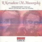 Rimsky-Korsakov / Mussorgsky - Scheherazade / Pictures At An Exhibition CD (VG+/M-) -klassinen-