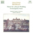 Roman - Drottningholm Music CD (M-/M-) -klassinen-