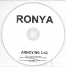 Ronya - Annoying PROMO CDS (VG/-) -pop-