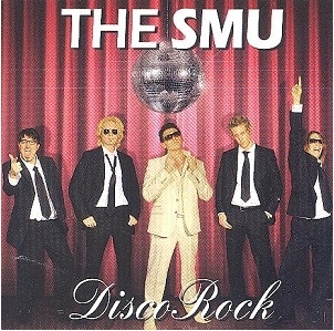 SMU - DiscoRock CD (VG+/VG+) -disco rock-