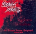 Saatanan Marionetit - It Came From Beyond PROMO CDS (VG+/M-) -melodic death/doom metal-