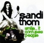 Sandi Thom - Smile...It Confuses People CD  (avaamaton) -folk pop-