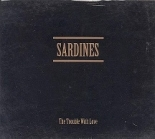 Sardines - The Trouble With Love PROMO CDS (VG+/VG) -country-