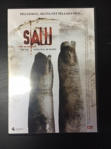Saw II DVD (VG+/M-) -kauhu-