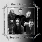 Scythe Of Orion - The Dawn Of Scythe Of Orion CDS (VG+/M-)  -melodic heavy metal-