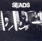 Seads - Down With Myself CDEP (VG+/M-) -stoner rock-