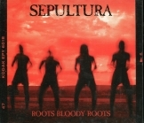 Sepultura - Roots Bloody Roots CDS (VG+/VG+) -groove metal/thrash metal-