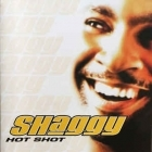 Shaggy - Hot Shot CD (VG+/VG+) -reggae fusion-