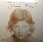 Sherri King - Almost Persuaded LP (VG+/VG+) -country-