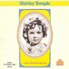 Shirley Temple - Little Miss Wonderful (1934-1937) CD (M-/M-) -soundtrack-