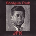 Shotgun Club - JFK CDS (VG+/M-) -post-punk-