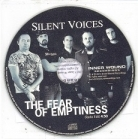 Silent Voices - The Fear Of Emptiness PROMO CDS (VG/-) -prog metal-