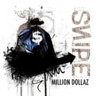 Snipe - Million Dollaz CDS  (VG/VG+) -hip hop-