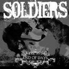 Soldiers - End Of Days CD (M-/M-) -hardcore-