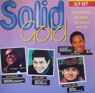 V/A - Solid Gold 3LP (VG+-M-/VG+)