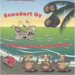 Soundart Oy - In Quest Of The Lost Sound CD (M-/M-) -mainosmusiikki-
