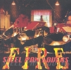 Steel Pan Lovers - Fire CD (M-/M-) -steel band-