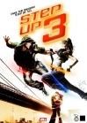 Step Up 3 DVD (VG+/M-) -draama-
