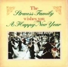 Strauss - The Strauss Family Wishes You A Happy New Year CD (M-/M-) -klassinen-