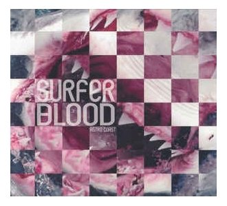 Surfer Blood - Astro Coast CD (M-/M-) -indie rock-
