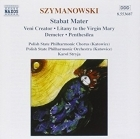 Szymanowski - Stabat Mater / Veni Creator / Litany To The Virgin Mary / Demeter / Penthesilea CD (VG+/M-) -klassinen-