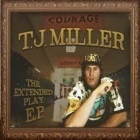 T.J. Miller - The Extended Play E.P. CD  (M-/M-) -stand-up-