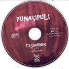 TJ Saarinen - Punasipuli CDS (VG+/-) -folk pop-