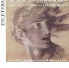 Tausig - Liszt's Symphonic Poems : Piano Transcriptions (Dennis Hennig) CD (M-/VG+) -klassinen-