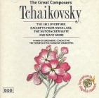 Tchaikovsky - 1812 Overture, Swan Lake, Nutcracker Suite CD (VG+/M-) -klassinen-