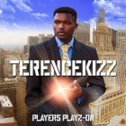 Terencekizz - Players Playz-On CD  (M-/VG) -hip hop-