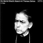 Therese Giehse - Ein Bertolt Brecht Abend Mit Therese Giehse 2. Folge LP (VG+/VG+) -runoja-