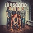 Thescape - Thescape EP CDEP (M-/M-) -indie rock-