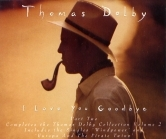 Thomas Dolby - I Love You Goodbye CDS (M-/M-) -synthpop-