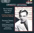 Thomas Tirino - Lecuona : The Complete Piano Music Vol 1 CD (VG+/VG+) -klassinen-
