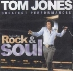 Tom Jones - Sings Rock & Soul CD (VG+/M-) -pop