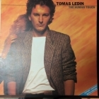 Tomas Ledin - The Human Touch LP (VG+/VG+) -pop rock-