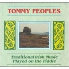 Tommy Peoples - Traditional Irish Music Played On The Fiddle CD (VG+/VG) -celtic folk-