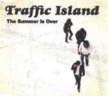 Traffic Island - The Summer Is Over PROMO CDS (VG+/M-) -indie rock-