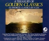 Treasury Of Golden Classics 4CD (VG+/M-) -klassinen-