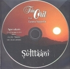 Trio Orit Featuring Laura Sippola - Sulttaani CDS (VG/-) -pop rock-