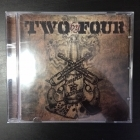 Two By Four - Cheapest Getaway CD (M-/M-) -heavy metal-