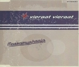 Vieraat Vieraat - Massamurhaaja CDS (M-/M-) -pop rock-