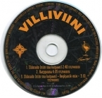 Villiviini - Eldorado CDS (VG+/-) -pop rock-