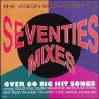 Vision Mastermixers - Seventies Mixes CD (VG/VG+) -pop rock-