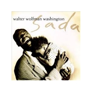 Walter Wolfman Washington - Sada CD (M-/M-) -blues/funk-